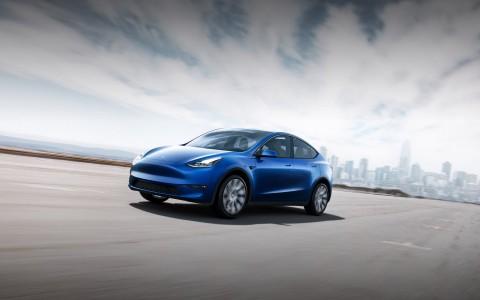 Model Y jadi Crossover Andalan Tesla Motors