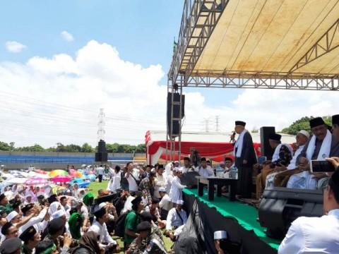 Ma'ruf Amin Kicks Off Political Safari in East Java