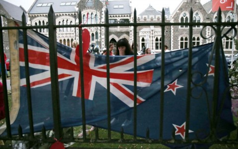 Tragedi Selandia Baru, Laga Inggris vs Rep. Ceko Diawali Mengheningkan Cipta