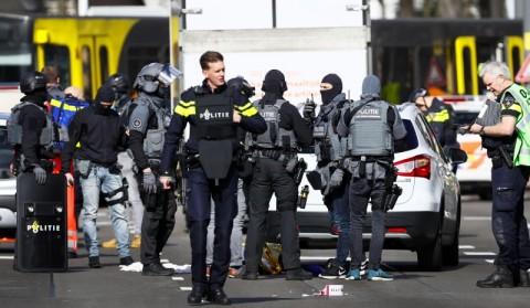 Usai Penembakan, KBRI Den Haag Imbau WNI Waspada