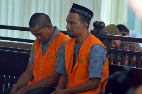 Empat Penyelundup Sabu di Aceh Divonis Mati