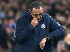 Sarri Khawatir Chelsea Gagal Finis Empat Besar