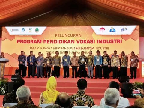 Dukung Program Pemerintah, Industri Otomotif Galakkan Vokasi