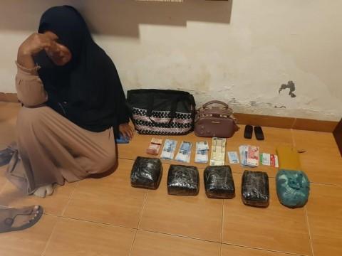 IRT Kurir 9 Kilogram Sabu Ditangkap BNN