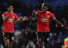 Ibrahimovic Minta Manchester United Pertahankan Pogba dan Rashford