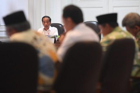 Presiden: Integrasi Transportasi Jabodetabek Tak Bisa Ditunda