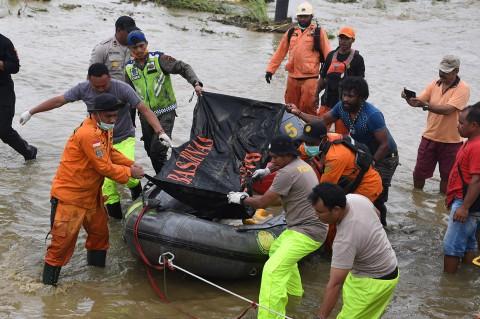 Korban Jiwa Banjir Bandang Sentani Jadi 89 Orang