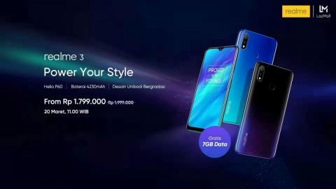 realme 3 vs Redmi Note 7, Siapa yang Lebih Pantas Dibeli?