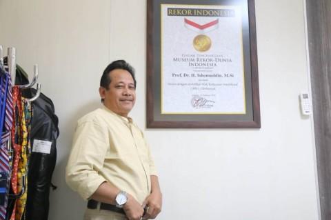 Guru Besar UMM Pemilik HaKI Terbanyak se-Indonesia
