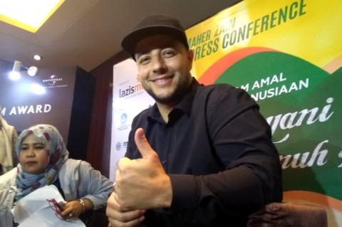Maher Zain dan Opick Galang Dana untuk Bangun 2.000 Huntara Korban Bencana