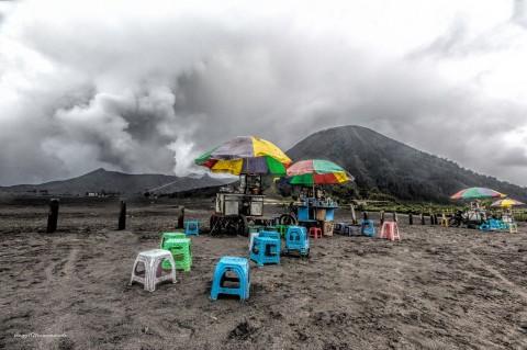 Sutopo: Gunung Bromo Masih Aman Dikunjungi