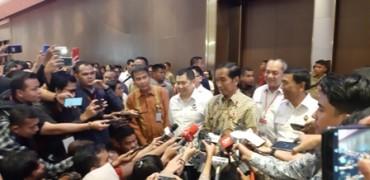 Jokowi Persilakan KPK Usut Korupsi di Kemenag