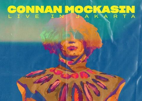 Pijar dan Golden Mammoth Buka Konser Connan Mockasin di Jakarta