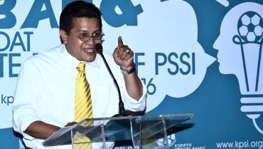Jadi Plt Ketum PSSI, Gusti Randa Janji Basmi Pengaturan Skor dan Wasit Korup