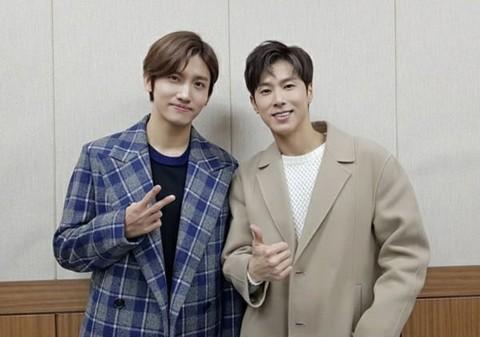 Super Junior dan TVXQ Syuting di Yogyakarta