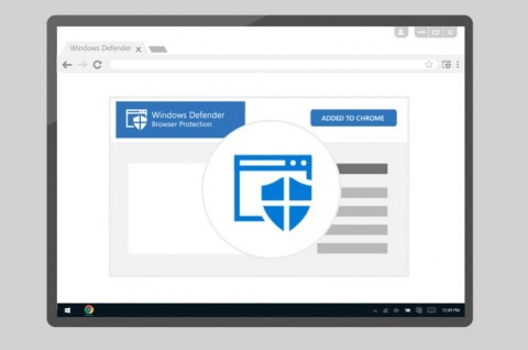 Microsoft Pasang Windows Defender di Chrome dan Firefox