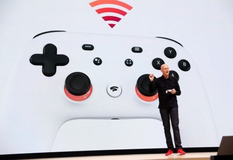 Stadia, Senjata Google Masuk Industri Game