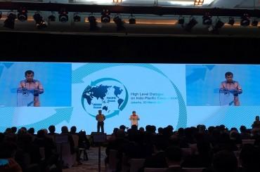 JK: Indo Pasifik Harus Berkontribusi terhadap Isu Global