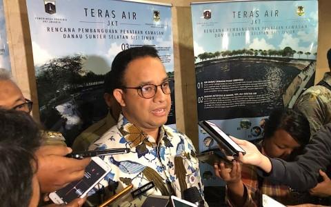 Anies Butuh Rp571 Triliun Selesaikan Persoalan Jakarta