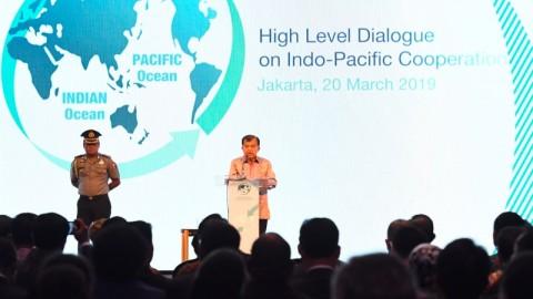 JK Harap ASEAN jadi Fondasi Solid bagi Indo-Pasifik