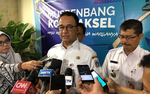 Jakarta MRT Tariff Will be Finalized Soon: Governor