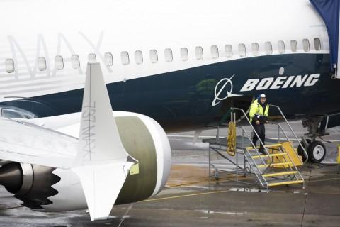 Boeing Rombak Jajaran Petinggi di Tengah Krisis 737 Max