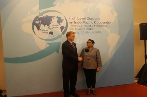 AS Tekankan Pentingnya Sentralitas ASEAN dalam Indo-Pasifik