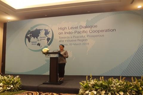 Outlook ASEAN soal Indo-Pasifik Diapresiasi Negara Mitra