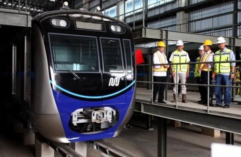 Besok, DPRD DKI Serahkan Rekomendasi Tarif MRT