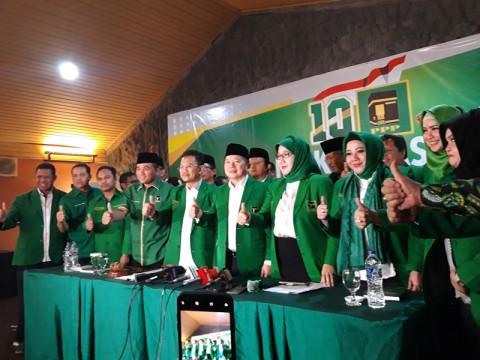 Suharso Manoarfa Resmi Plt Ketum PPP