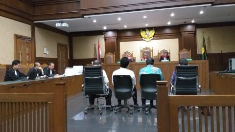 Dua Eks Legislator Sumut Dituntut 6 Tahun Penjara