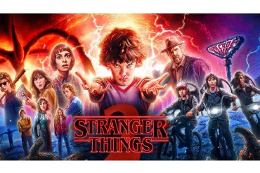 Trailer Stranger Things 3 Dirilis