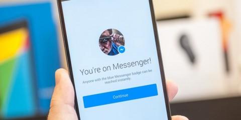 Anda Bisa Kutip Pesan di Facebook Messenger