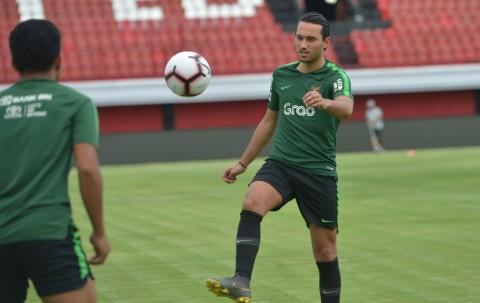 Ezra Terancam Batal Perkuat Indonesia di Kualifikasi Piala Asia U-23