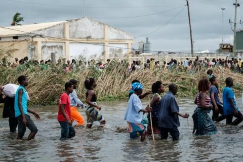 Lembaga Kemanusian Bergegas Bantu Korban Topan Idai