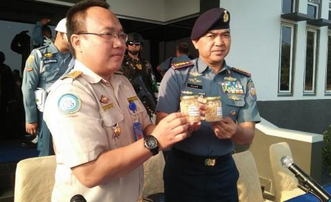 TNI AL Gagalkan Penyelundupan Anak Lobster Senilai Rp46 Miliar