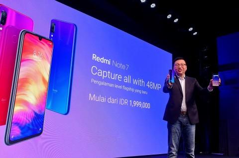 Xiaomi Redmi Note 7 Resmi ke Indonesia, Harganya?