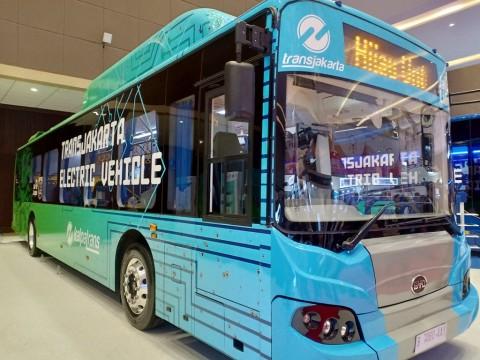 TransJakarta Bakal Uji Coba Bus Listrik