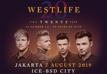 Konser Perdana Westlife di Indonesia Setelah Hiatus Digelar Agustus 2019