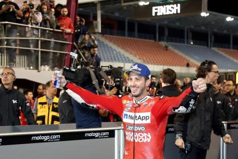 Dovizioso Beberkan Kelemahan Ducati