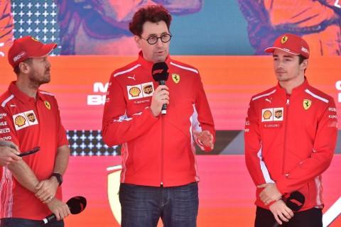 Pujian Vettel untuk Rekan Barunya di Ferrari