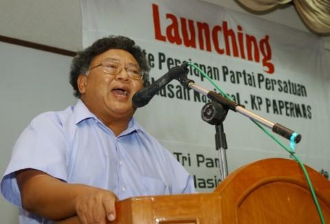 Eks Jubir Gusdur Sebut PSI Diserang Hoaks