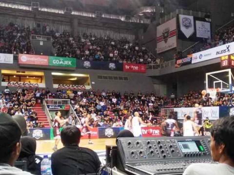 Stapac Kalahkan Satria Muda di Final Pertama IBL 2019