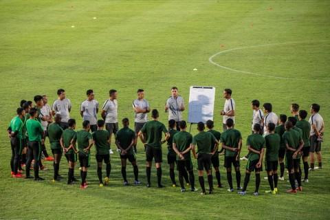 Simon McMenemy Umumkan Skuat Timnas Indonesia untuk Hadapi Myanmar