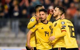 <i>Brace</i> Hazard Bantu Belgia Gasak Rusia