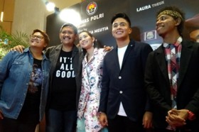 Bikin Film dengan Polri, Monty Tiwa Kaget
