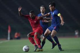Fakta Menarik Jelang Thailand U-23 vs Indonesia U-23