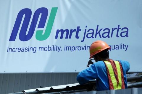 MRT Jakarta Diharap Tarik Minat Swasta Biayai Proyek Infrastruktur