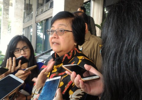 Minister Siti Nurbaya Underlines Importance of Protecting Forests