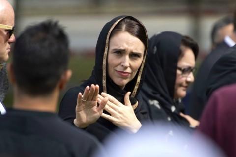 PM Selandia Baru Pimpin Hening Cipta bagi Korban Penembakan